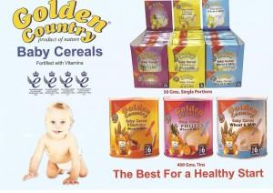 Cereales para bebés