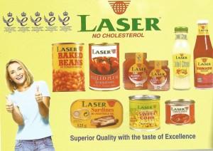 Productos Laser sin colesterol