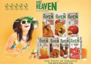 El sabor del paraíso en un litro