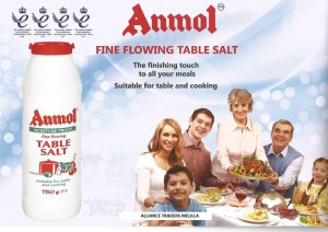 Sal fina de mesa
